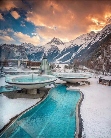 The Aqua Dome Thermal Spa, Tyrol