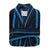 Luxury Boys Blue Striped dressing Gown | Bown of London