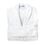 Folded Heavyweight Toweling White Gown | Bown of London