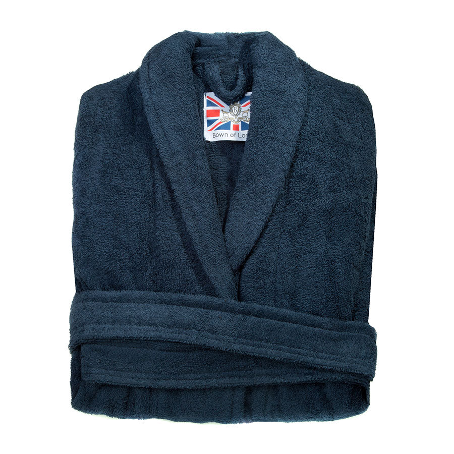 Folded Luxury Heavyweight Dressing Gown | Bown of London