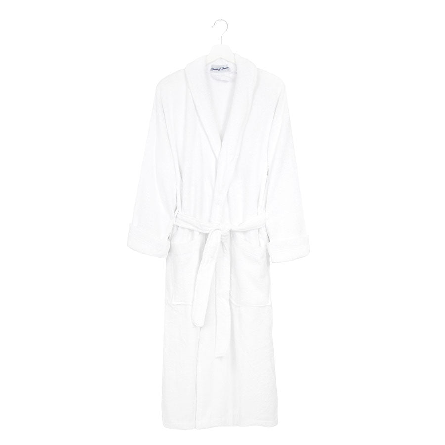 Luxury Heavyweight Towelling White