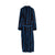 Back of Blue Striped Bathrobe | Bown of London