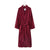 Men's Luxury Dressing Gown in Burgundy | Bown of London