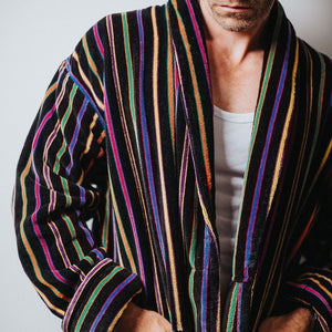 Men's Luxury Cotton Bathrobe | Bown of London