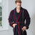 Cotton Men's Bathrobe | Bown of London
