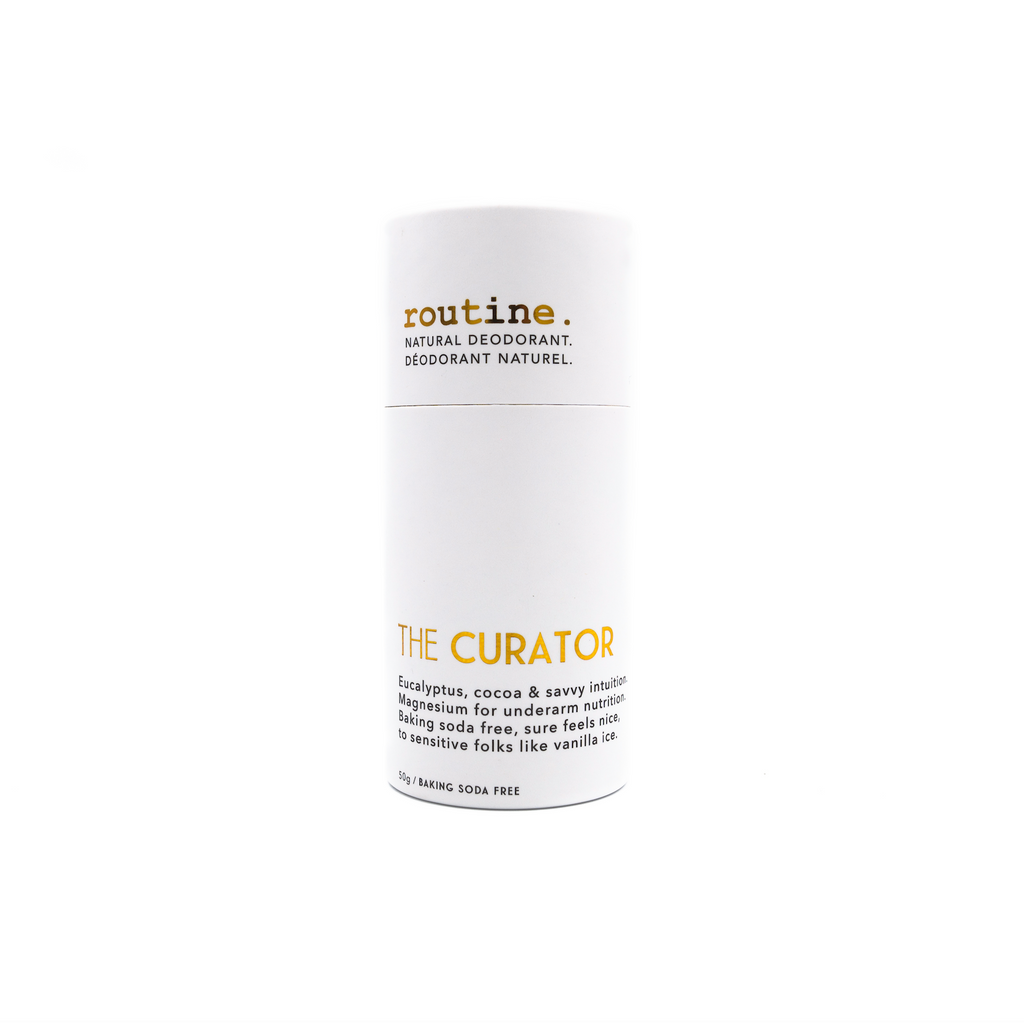 The Curator - 50g Stick