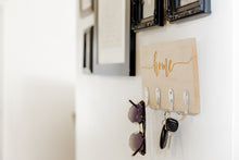 Load image into Gallery viewer, Home Wall Mounted Key Holder