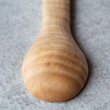 Load image into Gallery viewer, Curly Maple Teaspoon and A Half
