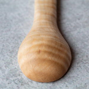 Curly Maple Teaspoon and A Half