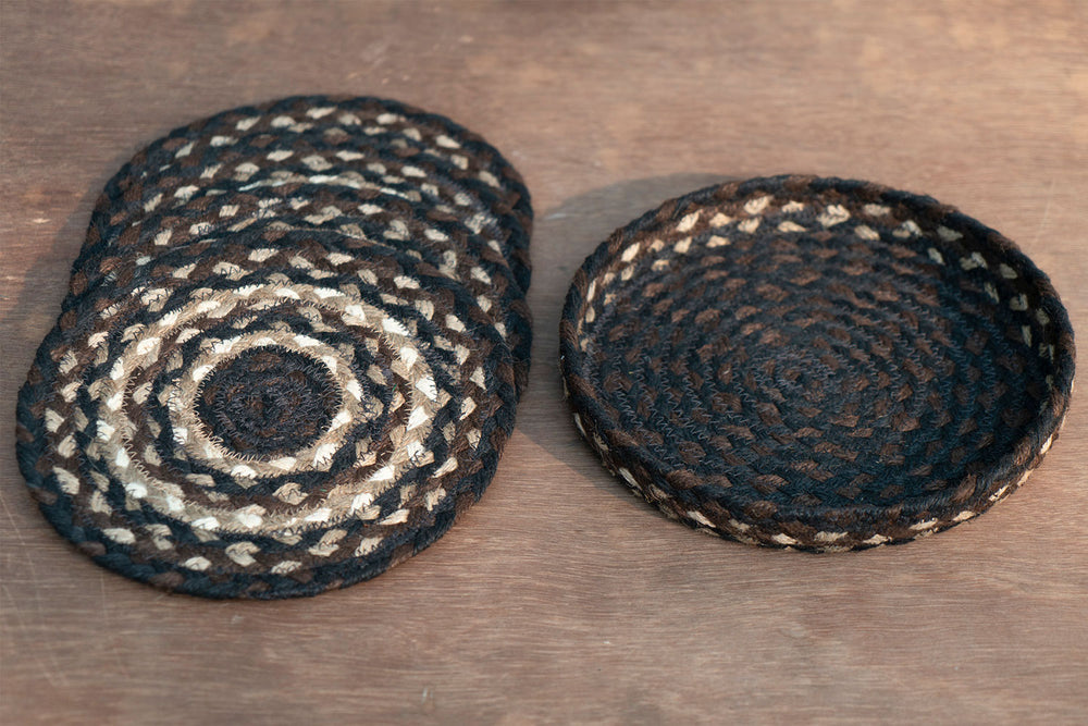 Ebony - Trivet Set