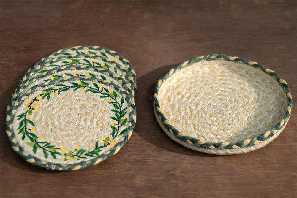 Lemongrass - Trivet Set