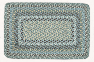 Minty Blue - Doormat