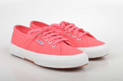 Superga Cotu Classic Sneaker 2750 Canvas korallrot (red)
