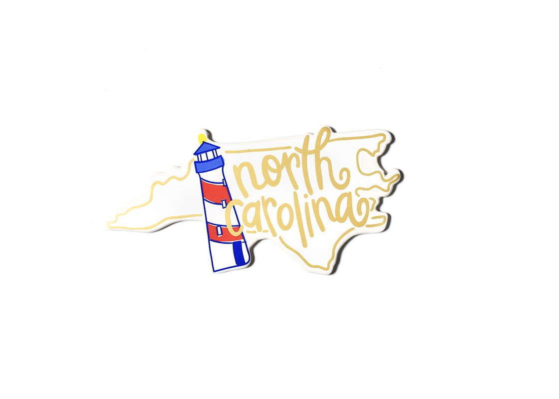 North Carolina Motif Big Attachment
