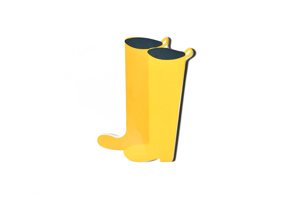 Yellow Wellies Big Attachment