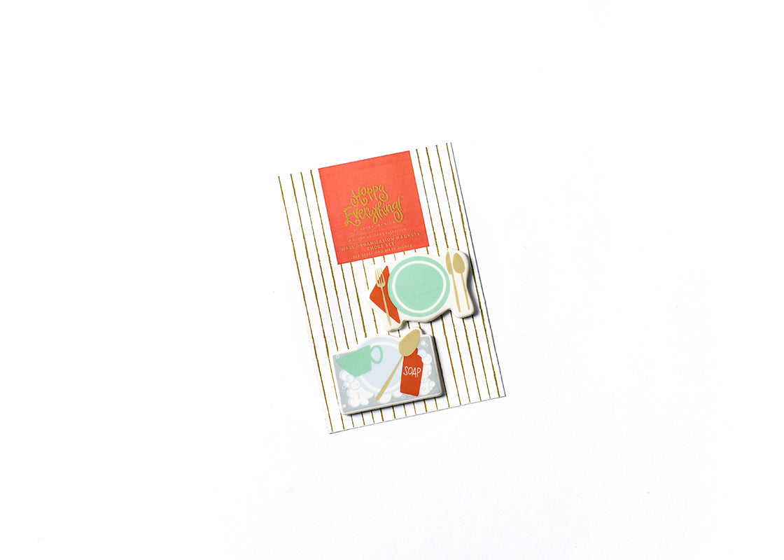 Calendar Magnets Chore Set Table and Dishes