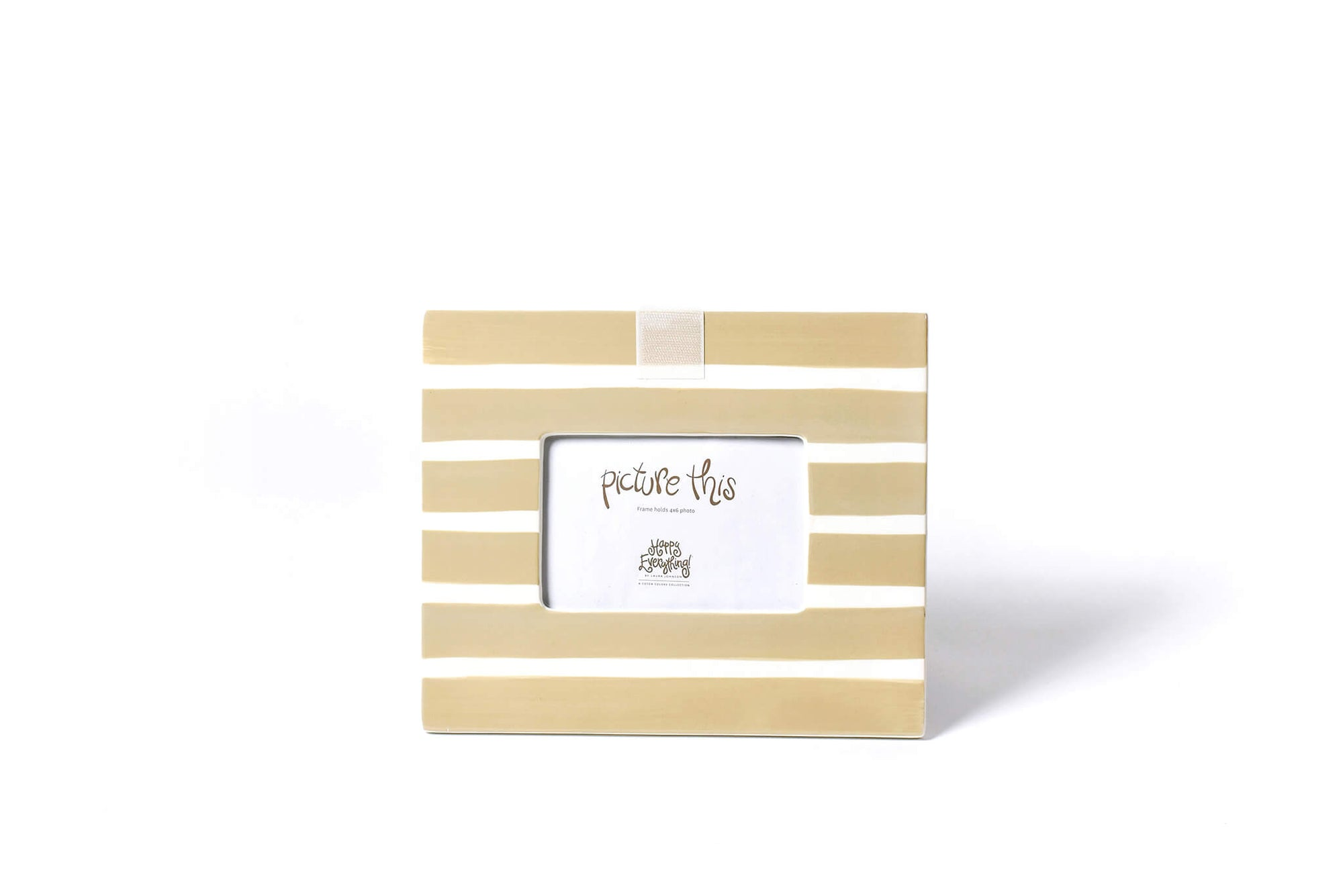 Neutral Stripe Mini Frame