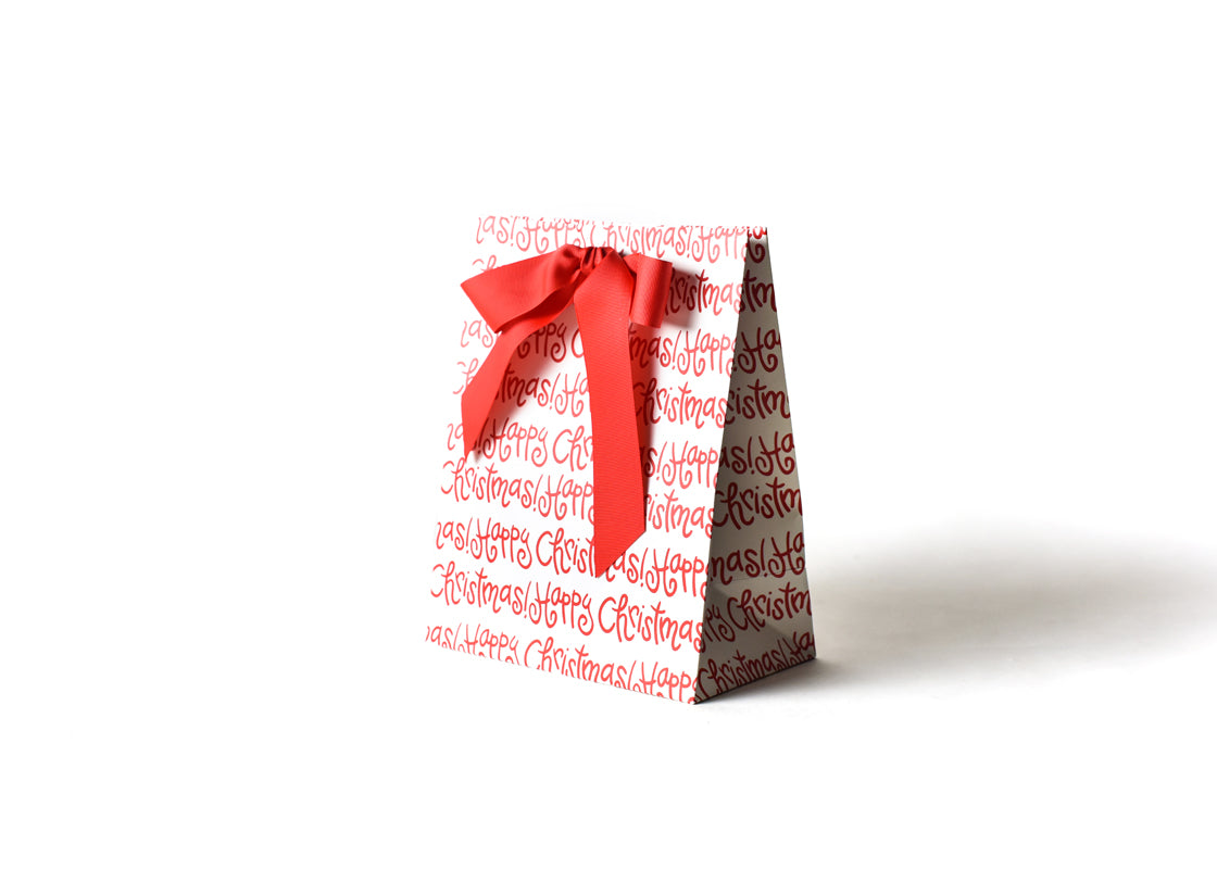 Medium Happy Christmas Gift Bag