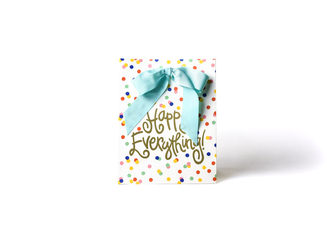 Medium Happy Dot Happy Everything! Gift Bag