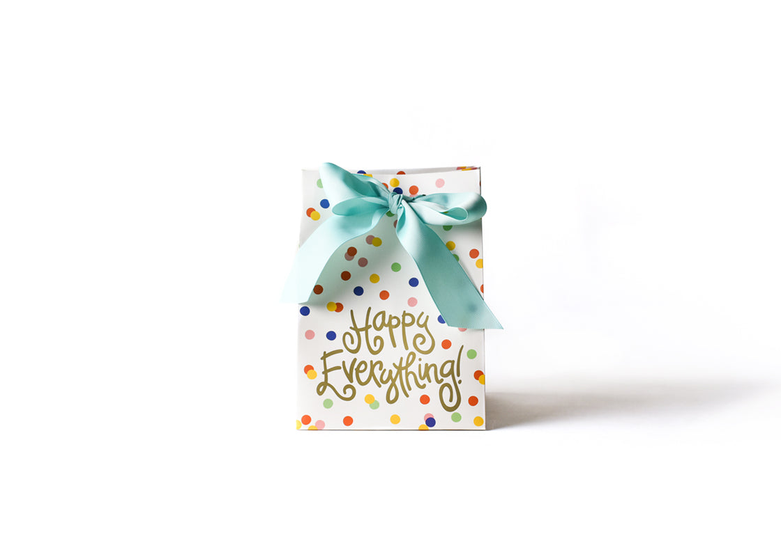Small Happy Dot Happy Everything! Gift Bag