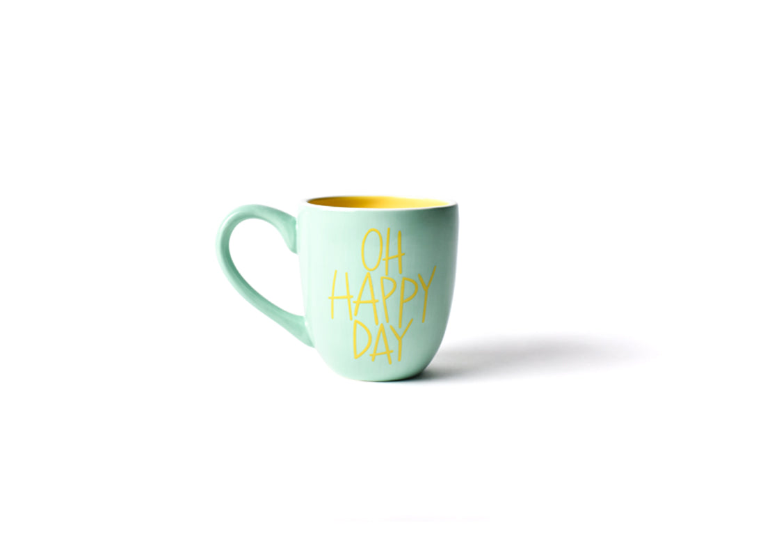 Mint Oh Happy Day Mug