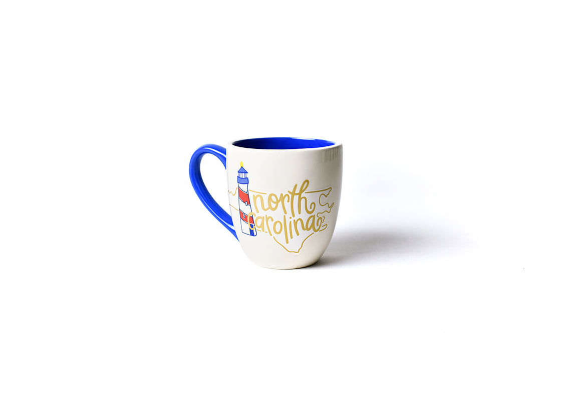 North Carolina Motif Mug