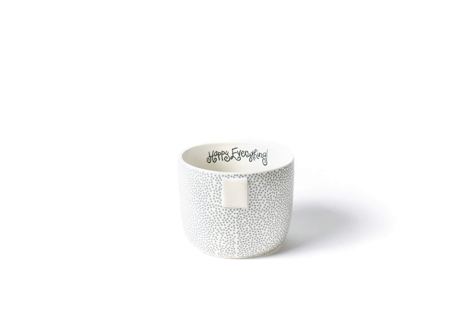 Stone Small Dot Mini Happy Everything! Bowl
