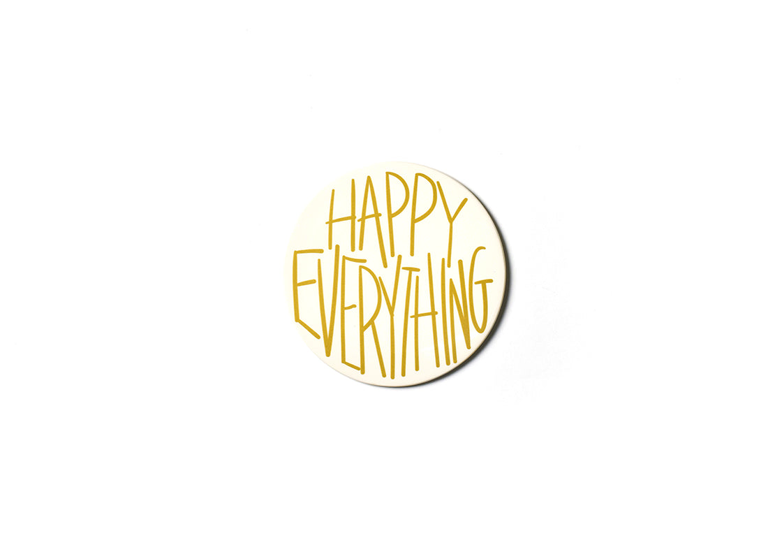 Happy Everything Gold Mini Attachment