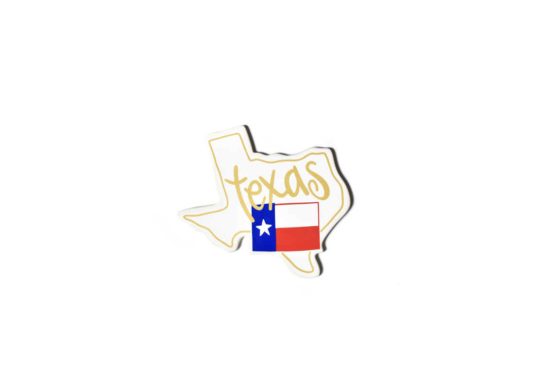 Texas Motif Mini Attachment