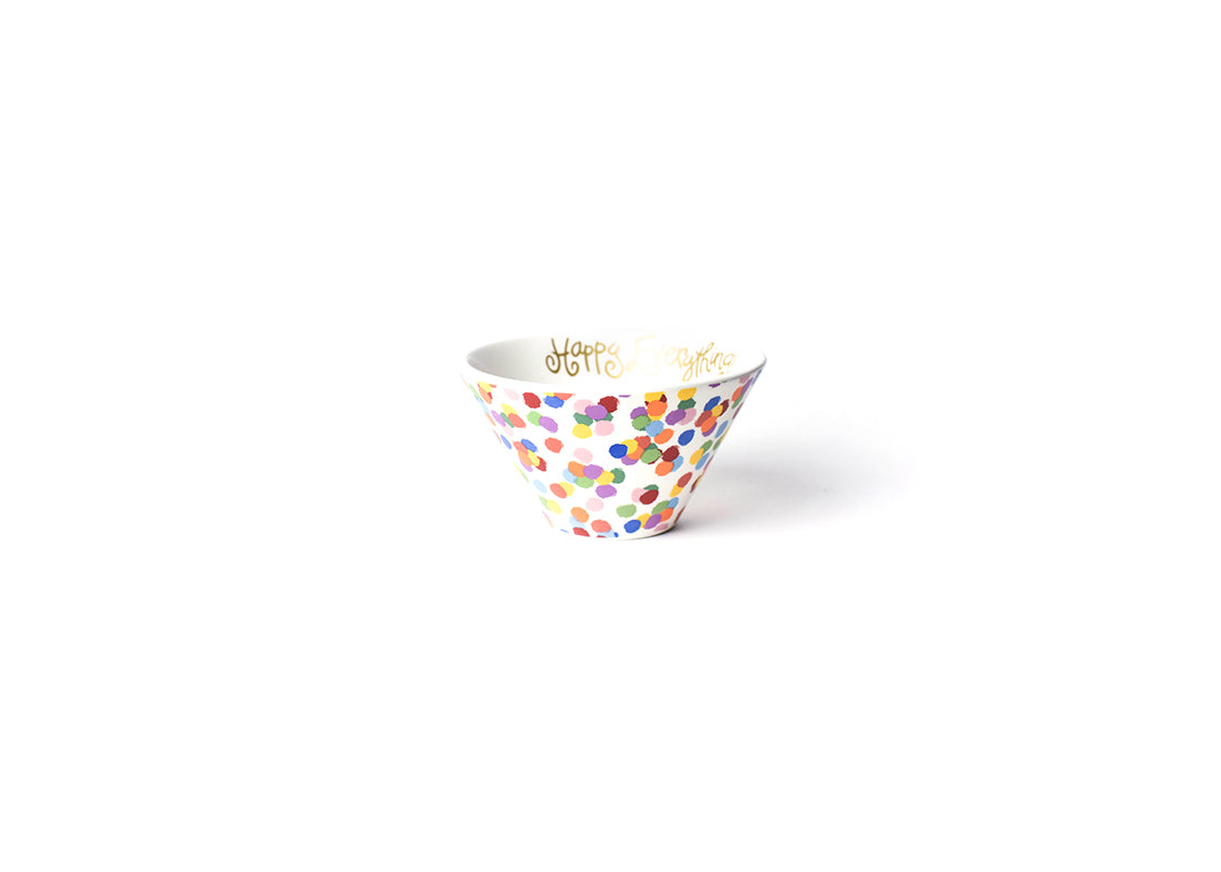 Toss Happy Everything! Mod Small Bowl