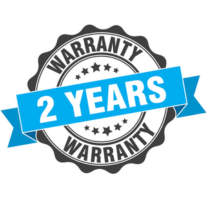 2-YEAR WORRY-FREE REPLACEMENT WARRANTY