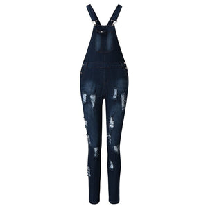 All About Denim Overalls - Dots Clothing Store