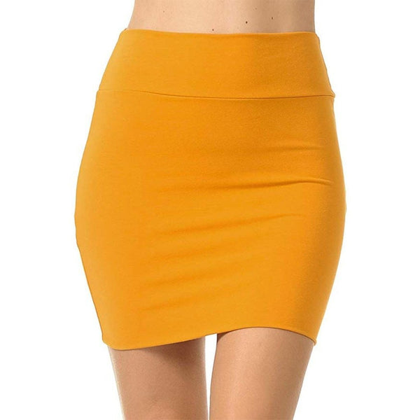 Dots classic simple pencil skirts - Dots Clothing Store