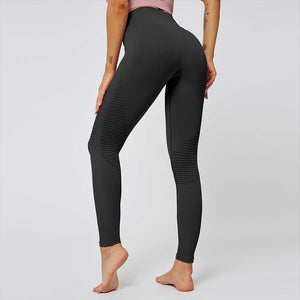 Seamless High Waist Leggings Push Up Leggings