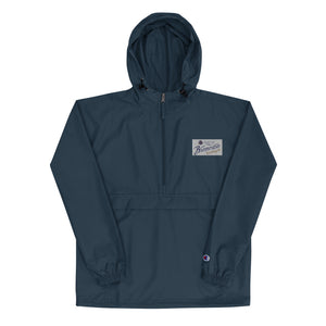 Port of Bremerton Logo Embroidered Champion Packable Jacket
