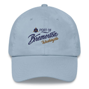 Port of Bremerton ball cap