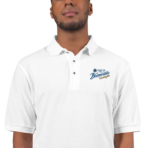 Port of Bremerton Logo Men's Premium Polo