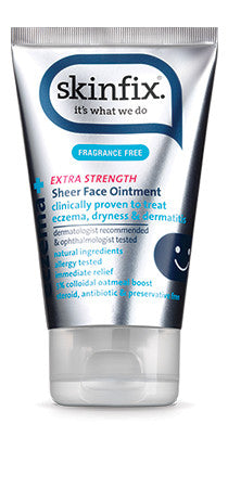 Eczema Sheer Face Ointment