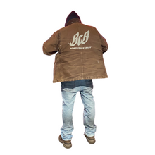 Load image into Gallery viewer, BCB Flame logo Vintage Work Jacket