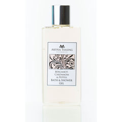 Bergamot Cardamom & Pepper Bath & Shower Gel 300ml
