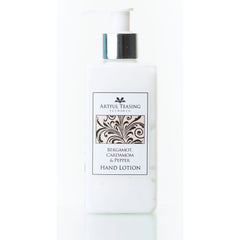 Bergamot Cardamom & Pepper Hand Lotion 300ml