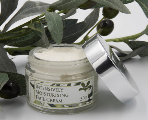 Intensively Moisturising Face Cream