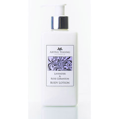Lavender & Rose Geranium Body Lotion 300ml