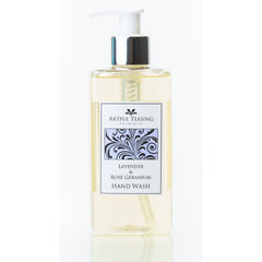 Lavender & Rose Geranium Hand Wash 300ml