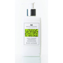 Orange Geranium & Frankincense Body Lotion 300ml