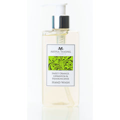 Orange Geranium & Frankincense Hand Wash 300ml