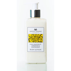 Pink Grapefruit Geranium & Lemongrass Body Lotion 300ml