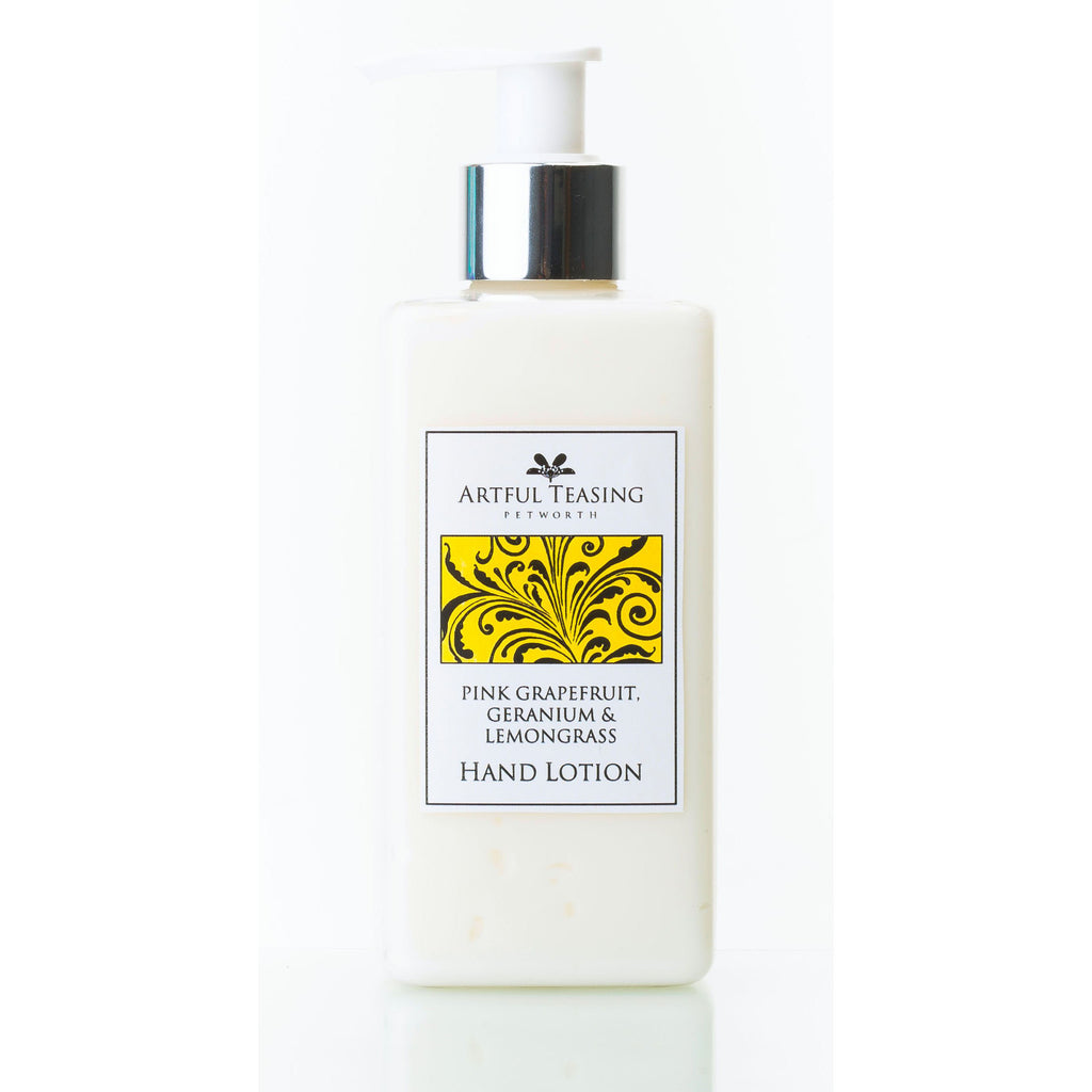 Pink Grapefruit Geranium & Lemongrass Hand Lotion 300ml