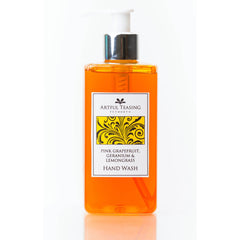 Pink Grapefruit Geranium & Lemongrass Hand Wash 300ml