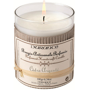 Durance Perfumed Candles